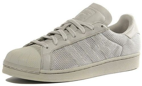 Adidas Chaussures Superstar Triple Gris Homme