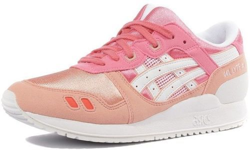 reputable site 8b29e e6a21 ASICS-Gel Lyte III GS Fille Chaussures Rose Asics-image-1