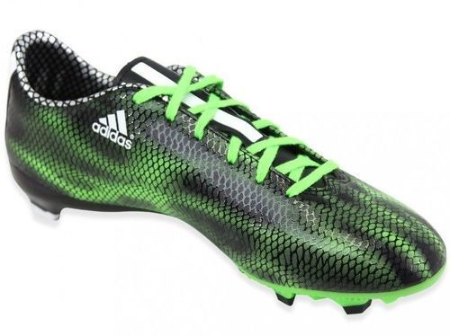 Chaussures de football Adidas F10 FG Homme Rouge Noir