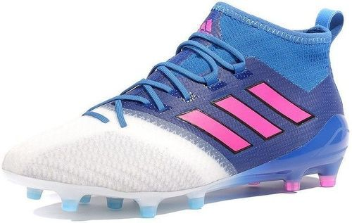 adidas Chaussures de Football en Cuir pour Homme X 17.1