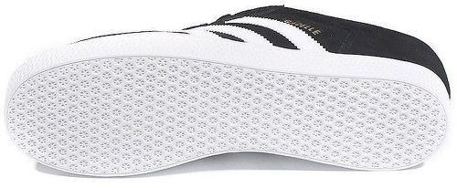 Chaussures Garçon Femme Gazelle Fille Adidas Noir l1cTK3FJ