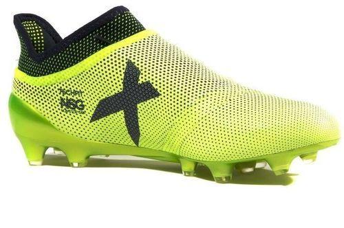 17 X Homme Purespeed Football Adidas Jaune Chaussures Fg