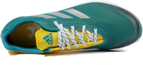 adidas Chaussures d'athlétisme XCS 4 Pointes Cross Bleu