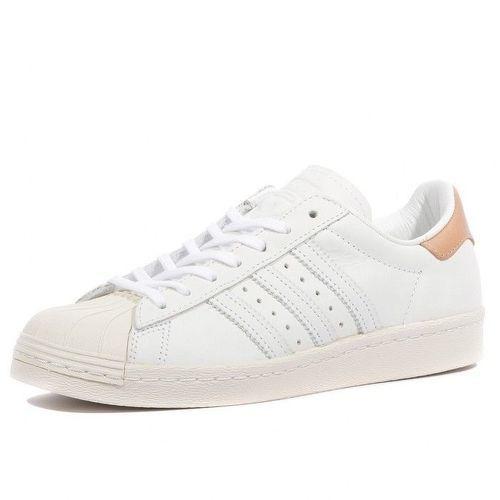 adidas femme chaussures blanche