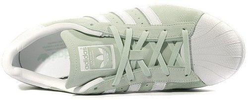 la moitié fe51d 14cf4 Superstar Homme Chaussures Vert