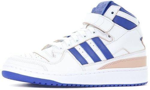 24b9a29880 ADIDAS-Forum MID Baskets homme Adidas blanc-image-1