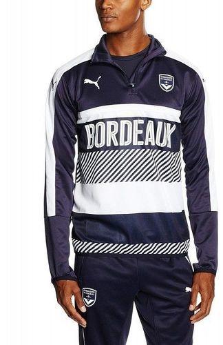 Sweat Homme Bleu Puma Football Bordeaux Girondins De rCoxdBe