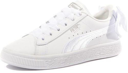 chaussure fille puma blanche