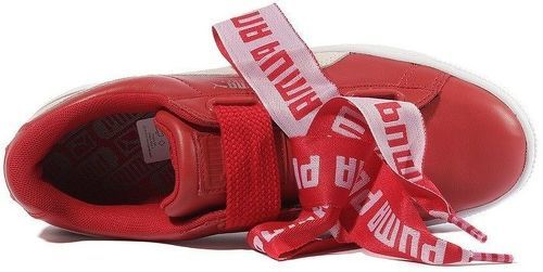 puma femme chaussures rouge