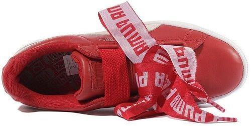 puma chaussure femme rouge