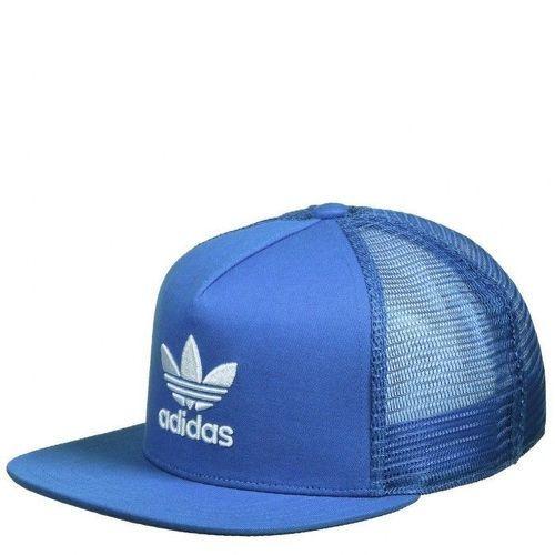 Trefoil Trucker Homme Snapback Bleu Adidas