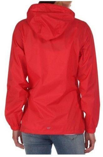 meilleur site web ba256 d9ae4 Coupe-Vent Imperméable Pack It Rouge Femme Regatta
