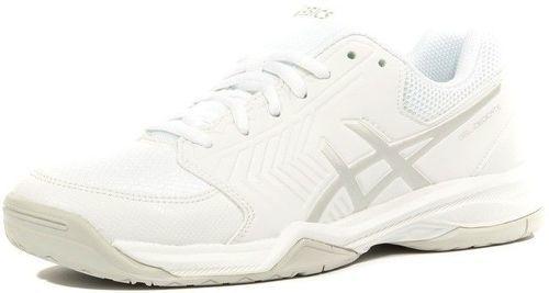 a31231c91b2b ASICS-Gel Dedicate 5 Femme Chaussures Tennis Blanc Asics-image-1 ...