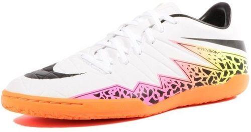 low priced edf84 30aae NIKE-Hypervenom Phelon II IC Homme Chaussures Futsal Blanc Nike-image-1