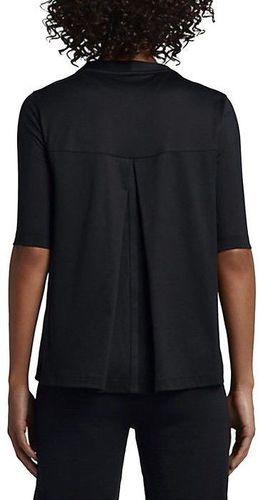 tee shirt nike femmes noir
