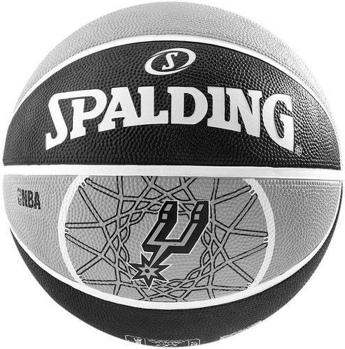 SPALDING-Ballon De Basket Accessoires Spalding Nba Team Sa Spurs T.7-image-1