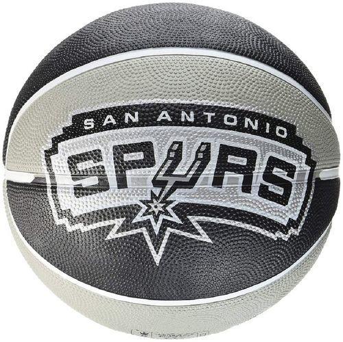SPALDING-Ballon De Basket Accessoires Spalding Nba Team Sa Spurs T.7-image-2