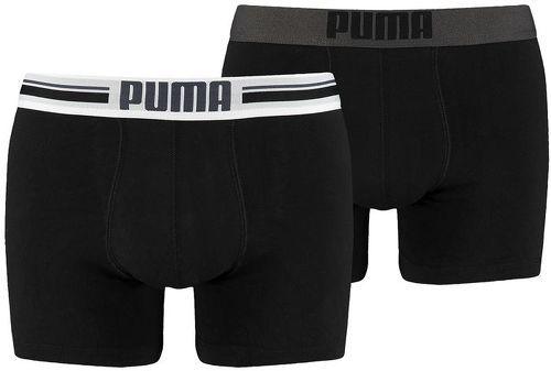 PUMA-Boxer Homme Puma Puma Placed Logo Boxer 2p-image-1