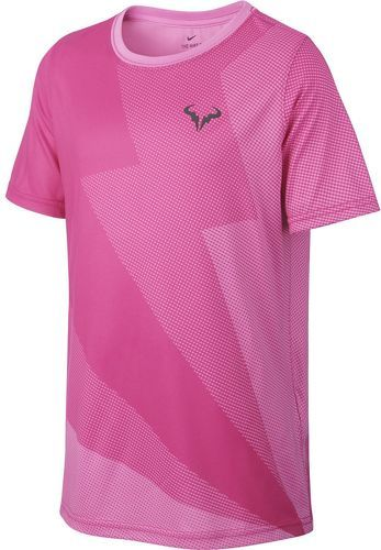 8b9e155ba7aee NIKE-T Shirt Nike Junior Rafael Nadal Printemps 2019-image-1 ...