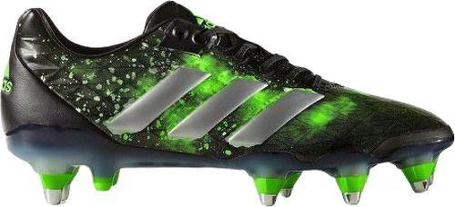 Sg Vert Rugby Adidas Chaussures Kakari Noir Adipower ym80OvNnw