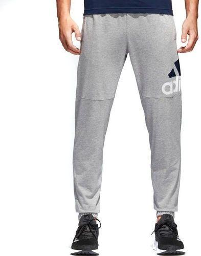 Pantalon gris homme adidas