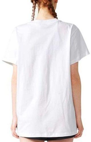 adidas femme tee shirt blanc