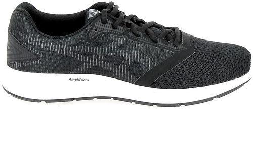 ASICS Patriot 10 Hommes chaussure de course (noirblanc)
