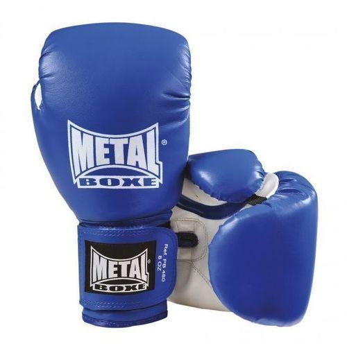 METAL BOXE-Gants initiation Metal Boxe Bleu-image-1