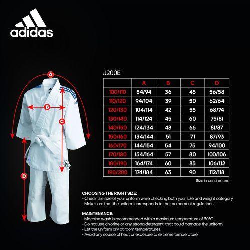 ADIDAS-Evolution blanc judo jr-image-4