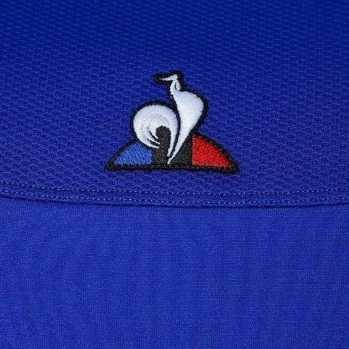 LE COQ SPORTIF-Ffrance rugby maillot bleu-image-2