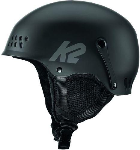 K2-Casque De Ski / Snow K2 Entity Black-image-1