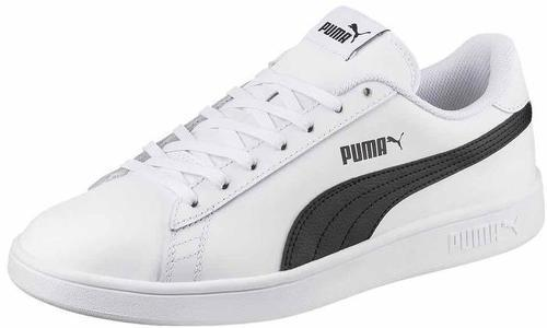 puma baskets blanche