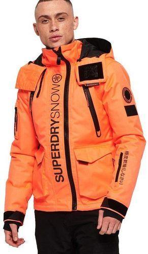 Veste De Ski Superdry Ultimate Snow Rescue Orange