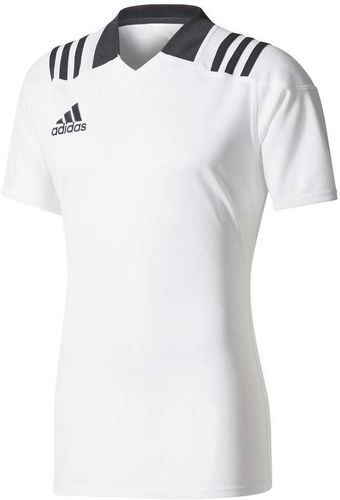 Adidas 3 Stripes Fitted Rugby