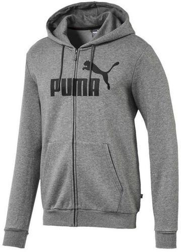 PUMA-Puma Essential Big Logo FZ Hoody-image-1