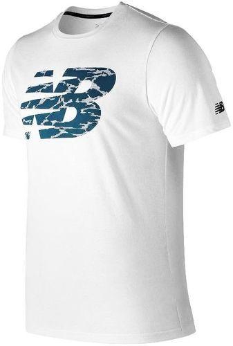 tshirt blanc new balance