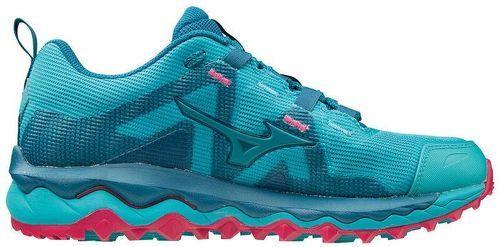 Mizuno Wave Mujin 6 Chaussures de Trail Femme