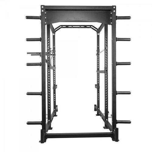 GORILLA SPORTS-Extrême Power Rack - Cage à Squat-image-3