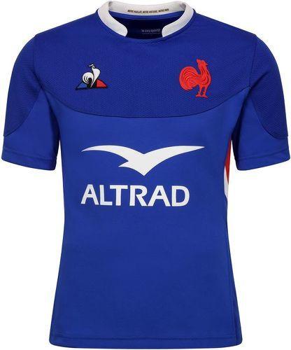 LE COQ SPORTIF-Maillot Rugby Homme XV de France 2019-2020 / Le Coq Sportif-image-1