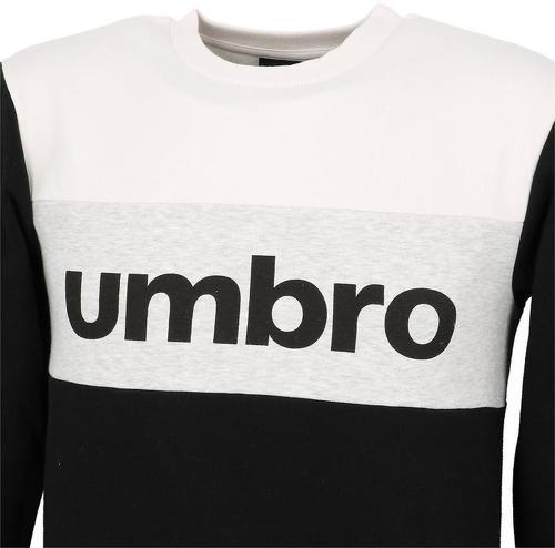 UMBRO-Pull A Col Rond Authentic Big Logo-image-3