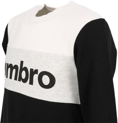 UMBRO-Pull A Col Rond Authentic Big Logo-image-4
