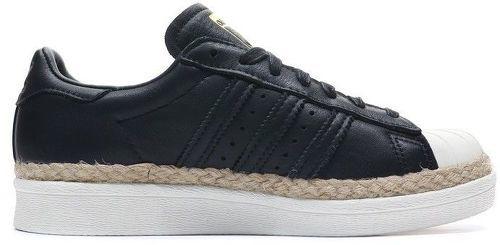 plus récent 3309d 0481a Superstar 80s New Bold Baskets Noir Femme Adidas