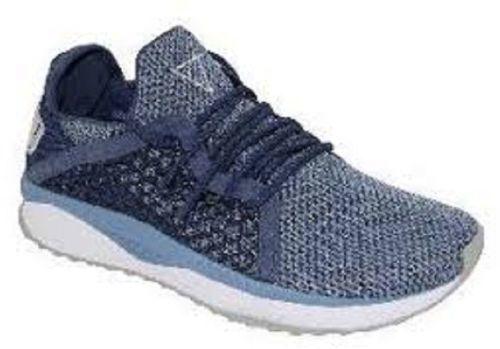 PUMA-Tsugi Netfit Acqua Chaussures bleues homme Puma-image-4