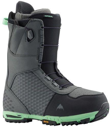 BURTON-Boots De Snowboard Burton Imperial Gray Homme Gris-image-1