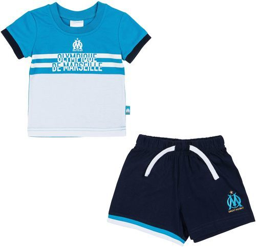 Ensemble t shirt short OM bébé Collection officielle