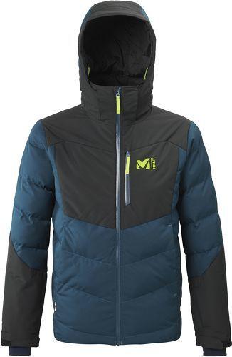 MILLET-Doudoune Ski Millet Robson Peak Bleu Homme-image-1