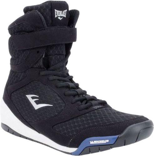 Chaussures de boxe anglaise Everlast Pro Elite noire