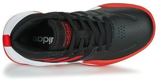 Adidas Chaussure de Basketball Ownthegame K Wide Noir red