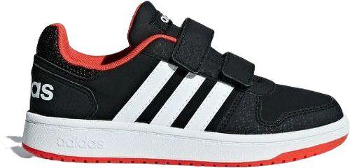 Chaussure adidas Hoops 2.0 CMF C Noir Pour Enfant