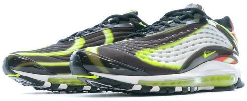 NIKE-Air Max Deluxe Baskets noir homme Nike-image-4